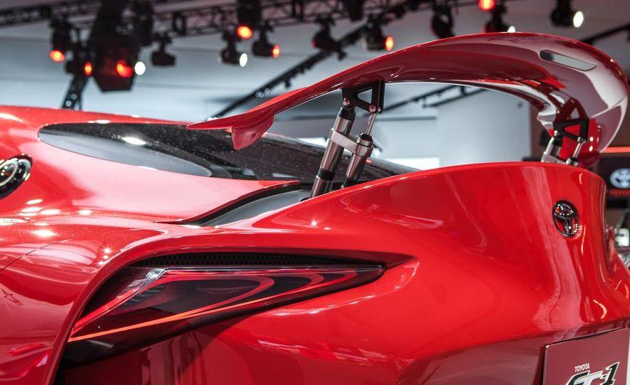 Toyota FT-1 concept - Slide 7