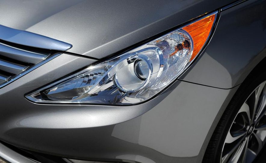 2015 Hyundai Sonata (spy photo) - Slide 22