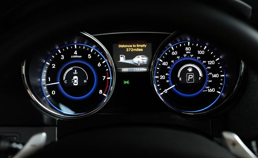 2015 Hyundai Sonata (spy photo) - Slide 36