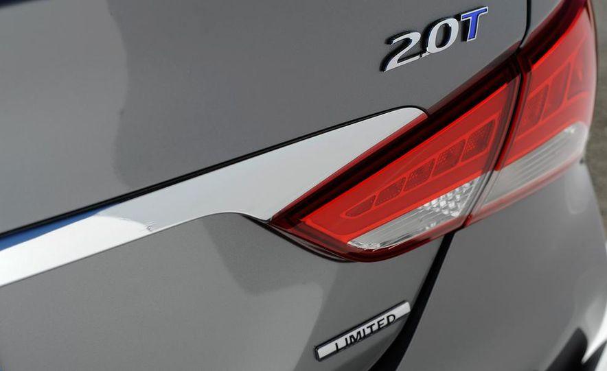 2015 Hyundai Sonata (spy photo) - Slide 20