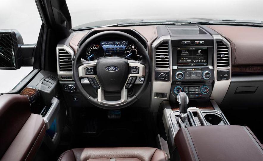 2015 Ford F-150 - Slide 32