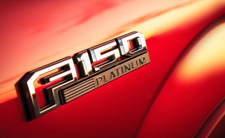 2015 Ford F-150 - Slide 27