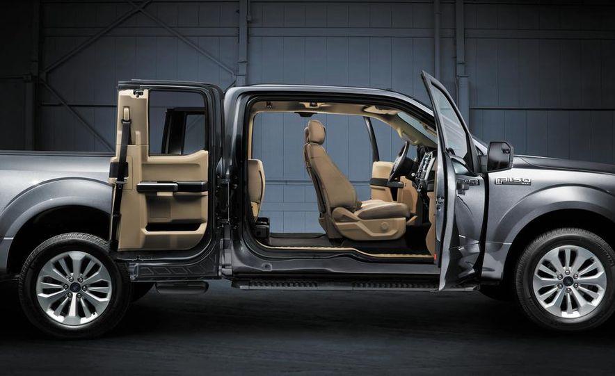 2015 Ford F-150 - Slide 30