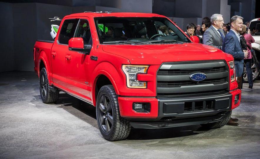 2015 Ford F-150 - Slide 2