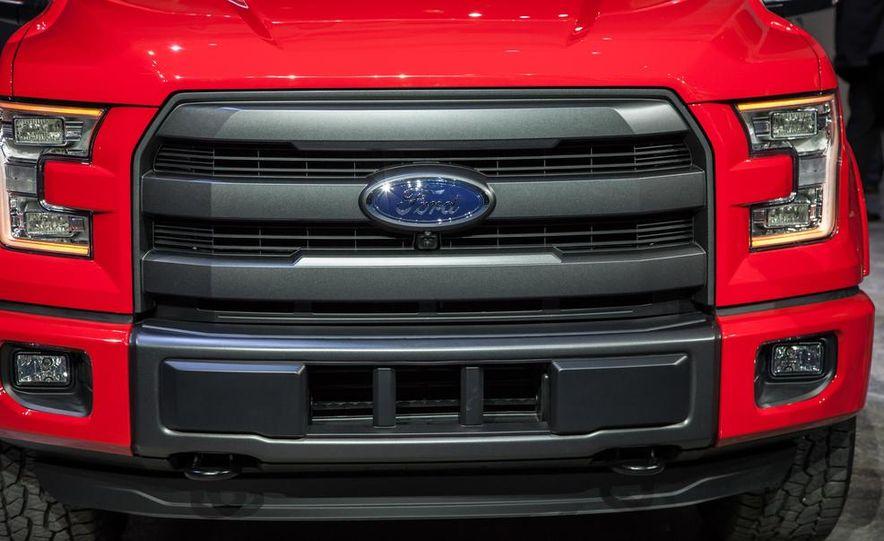 2015 Ford F-150 - Slide 4
