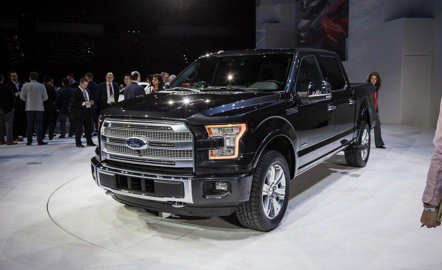 2015 Ford F-150 - Slide 7