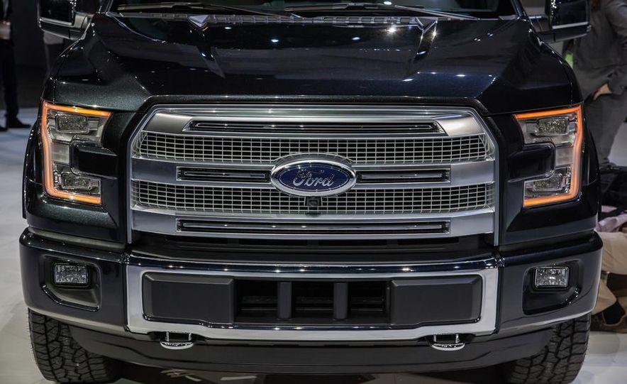 2015 Ford F-150 - Slide 12