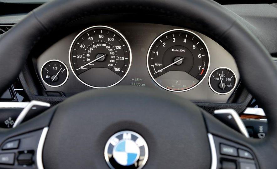 2014 BMW 435i convertible - Slide 36