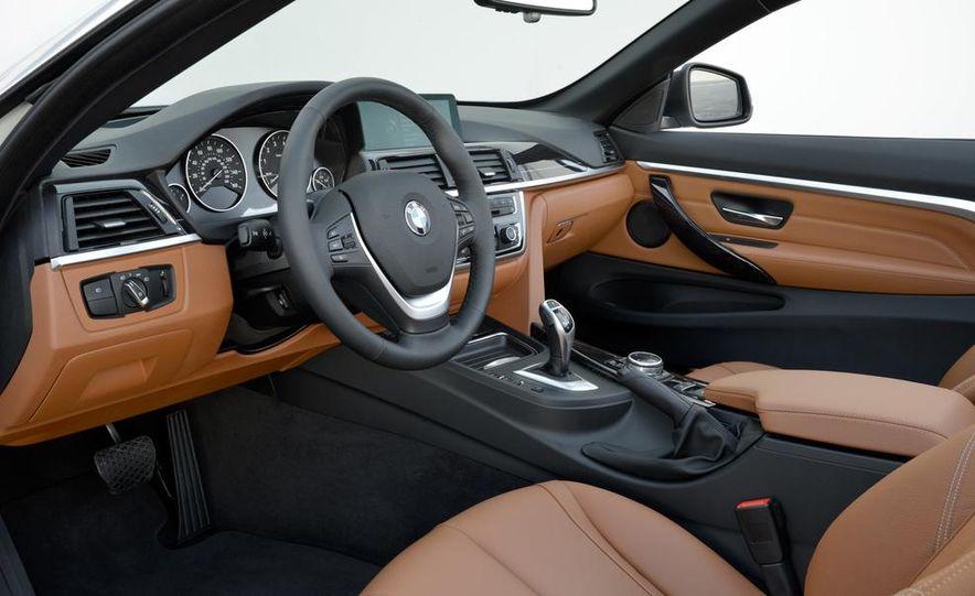 2014 BMW 435i convertible - Slide 31