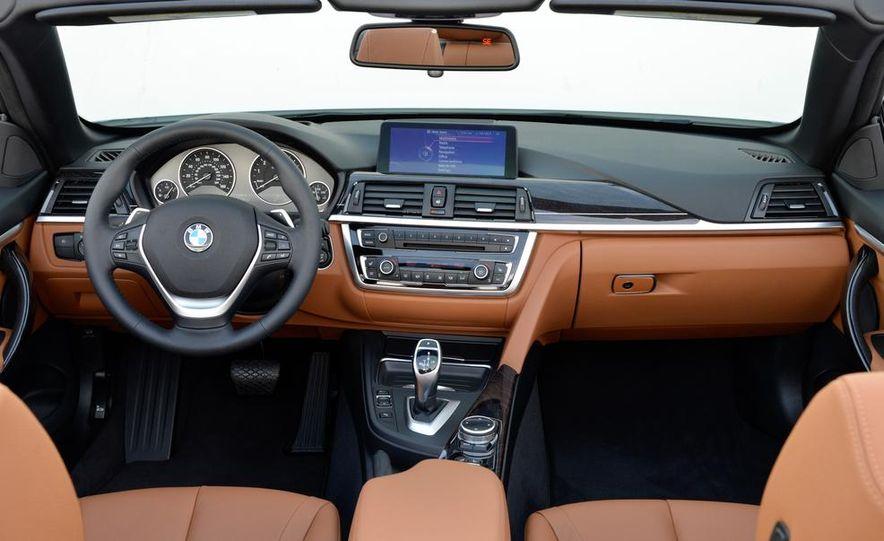 2014 BMW 435i convertible - Slide 32