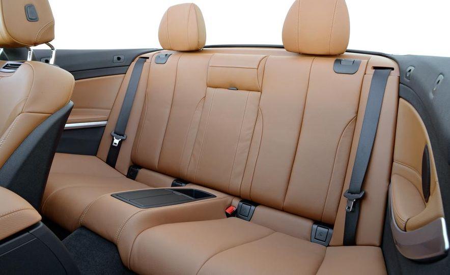 2014 BMW 435i convertible - Slide 35