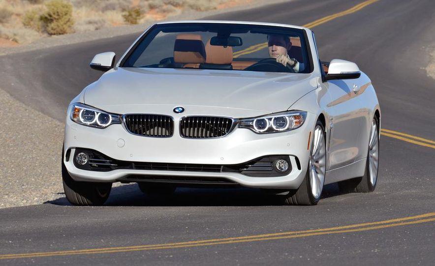 2014 BMW 435i convertible - Slide 5