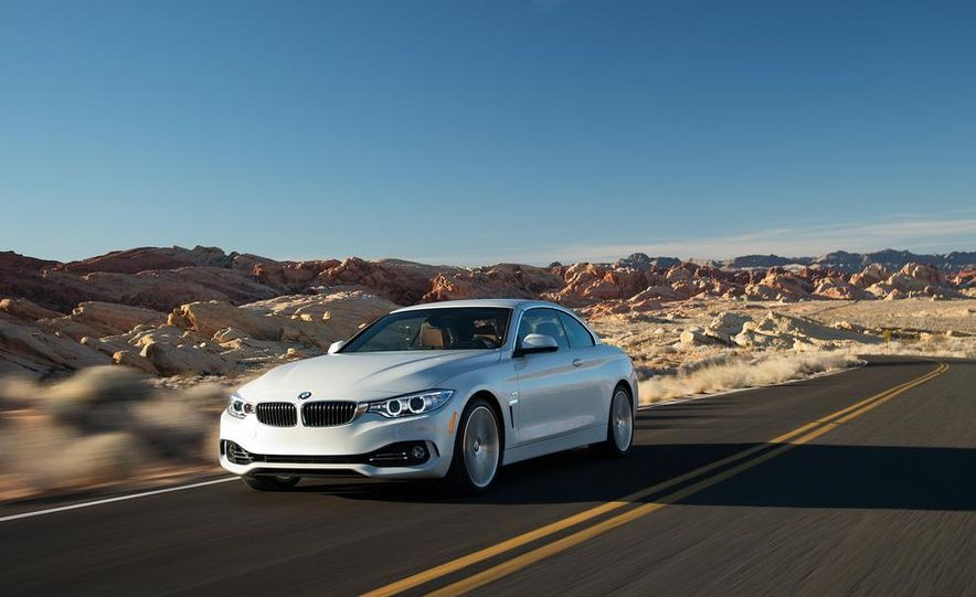 2014 BMW 435i convertible - Slide 6