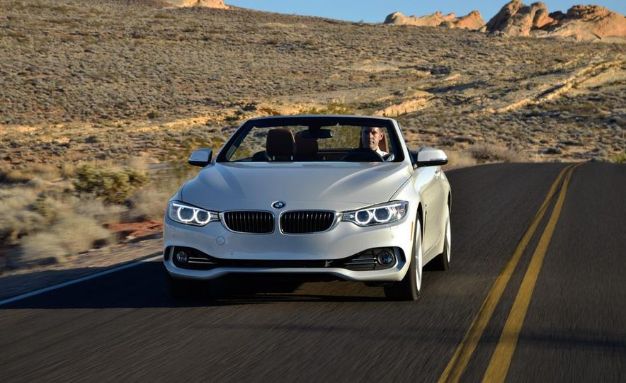 2014 BMW 435i convertible - Slide 8