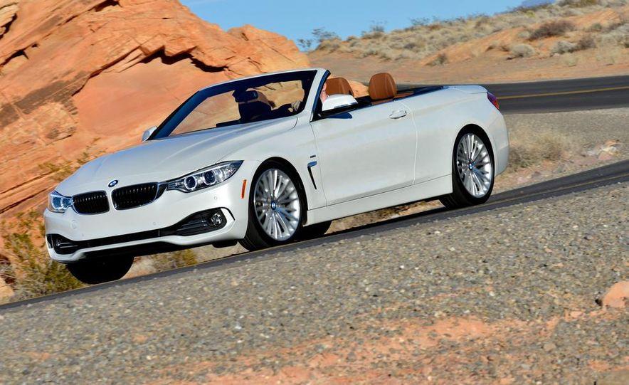 2014 BMW 435i convertible - Slide 9