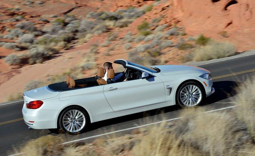 2014 BMW 435i convertible - Slide 12