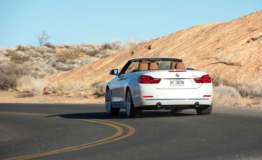 2014 BMW 435i convertible - Slide 13