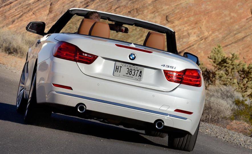 2014 BMW 435i convertible - Slide 16