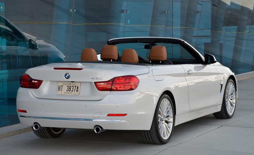 2014 BMW 435i convertible - Slide 19