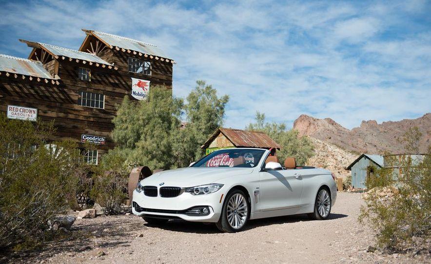 2014 BMW 435i convertible - Slide 20