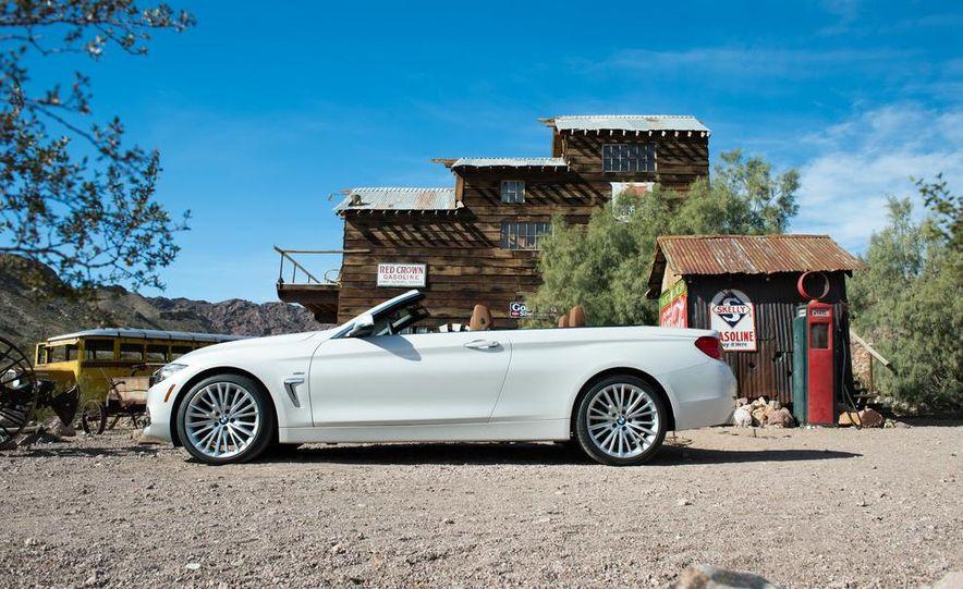 2014 BMW 435i convertible - Slide 21