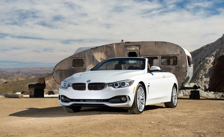 2014 BMW 435i convertible - Slide 22