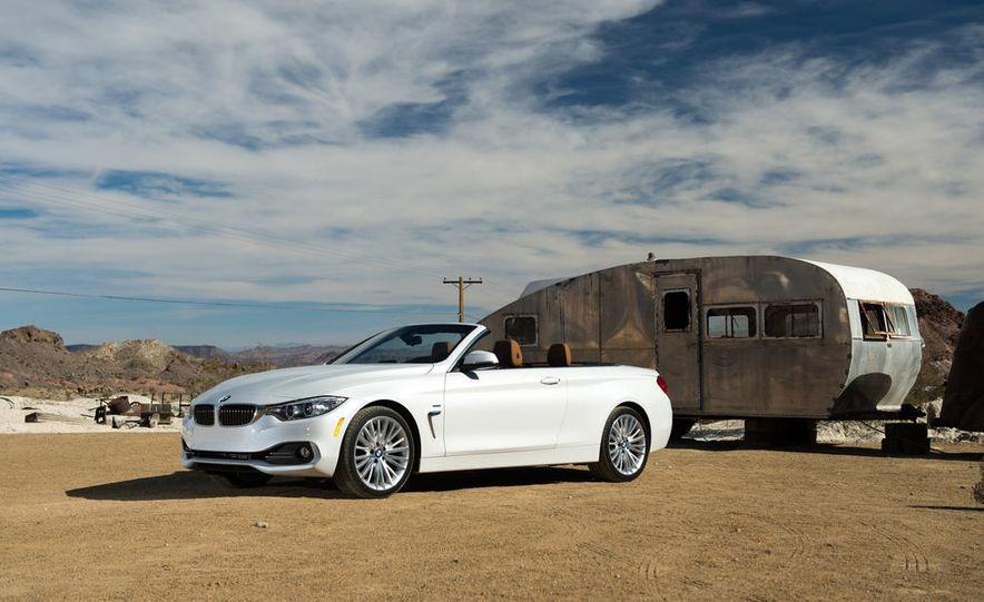 2014 BMW 435i convertible - Slide 23