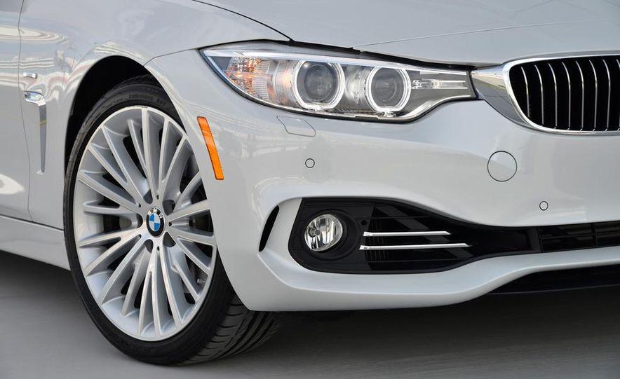 2014 BMW 435i convertible - Slide 27