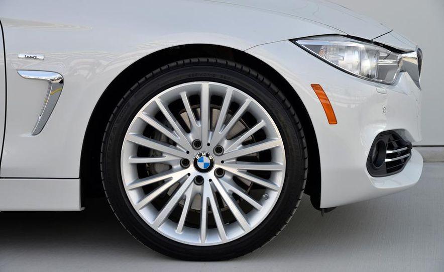 2014 BMW 435i convertible - Slide 29