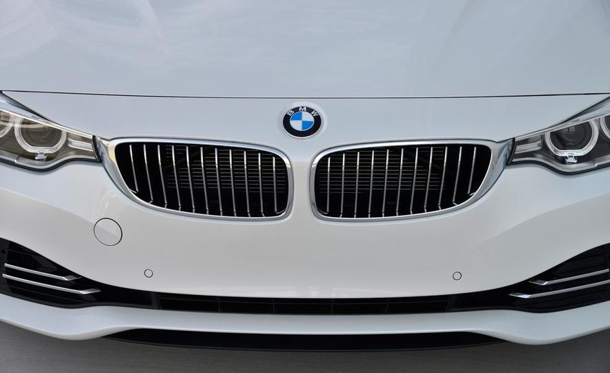 2014 BMW 435i convertible - Slide 30