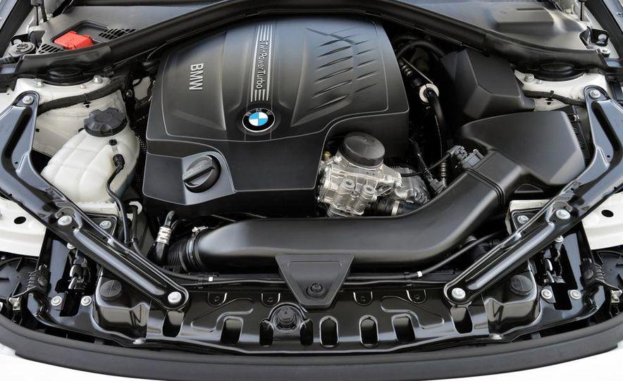 2014 BMW 435i convertible - Slide 41