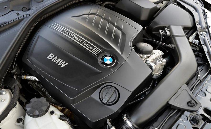 2014 BMW 435i convertible - Slide 42