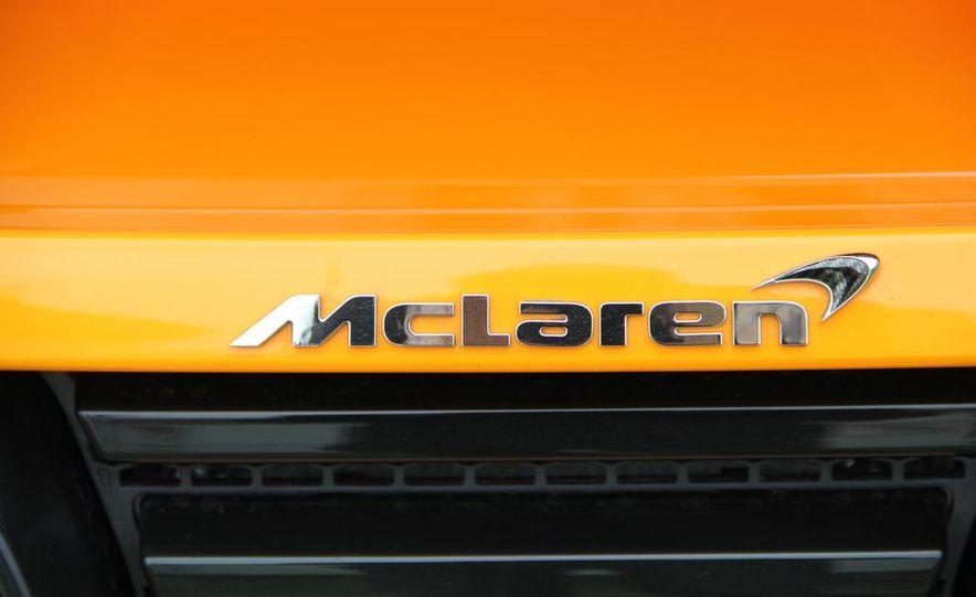 2014 McLaren 12C coupes - Slide 12