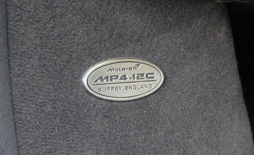 2014 McLaren 12C coupes - Slide 24