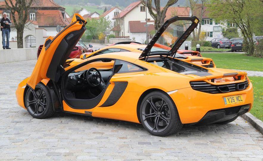 2014 McLaren 12C coupes - Slide 6