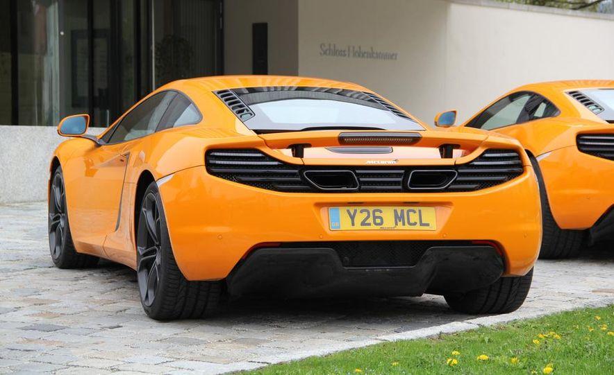 2014 McLaren 12C coupes - Slide 7