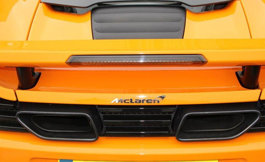 2014 McLaren 12C coupes - Slide 11