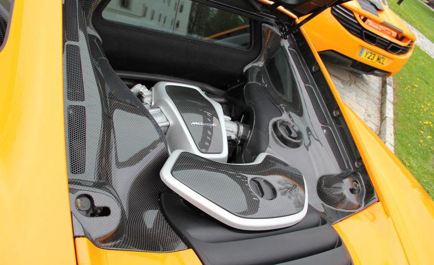 2014 McLaren 12C coupes - Slide 25