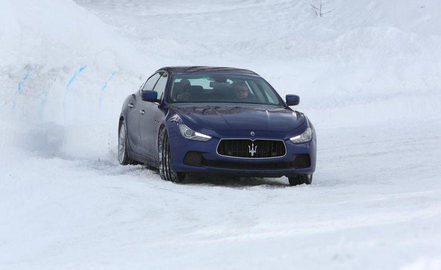 2014 Maserati Ghibli S Q4 - Slide 3