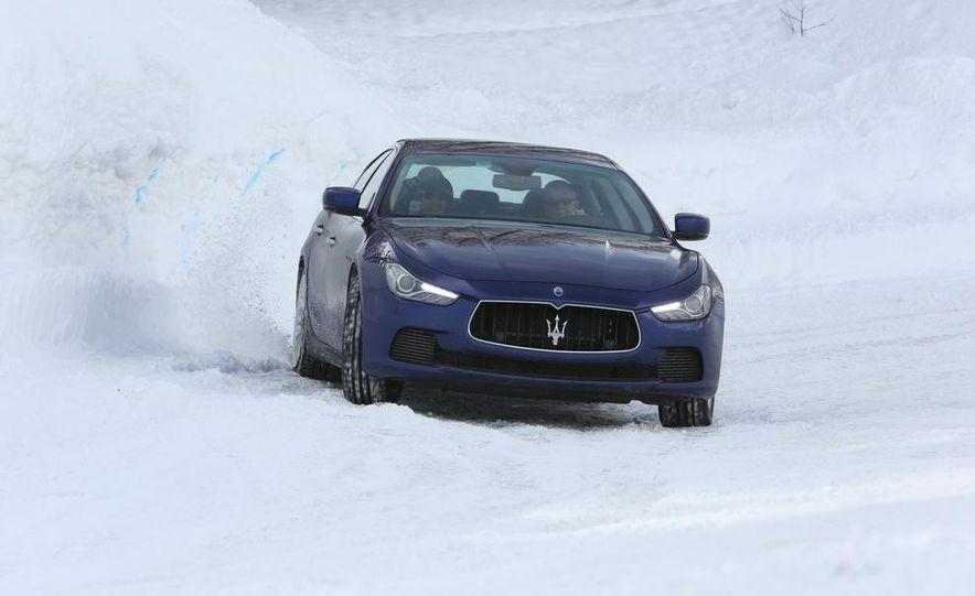 2014 Maserati Ghibli S Q4 - Slide 4