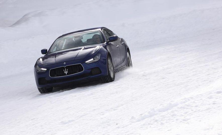 2014 Maserati Ghibli S Q4 - Slide 6