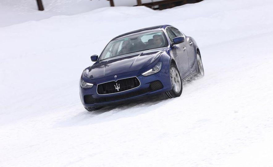 2014 Maserati Ghibli S Q4 - Slide 7