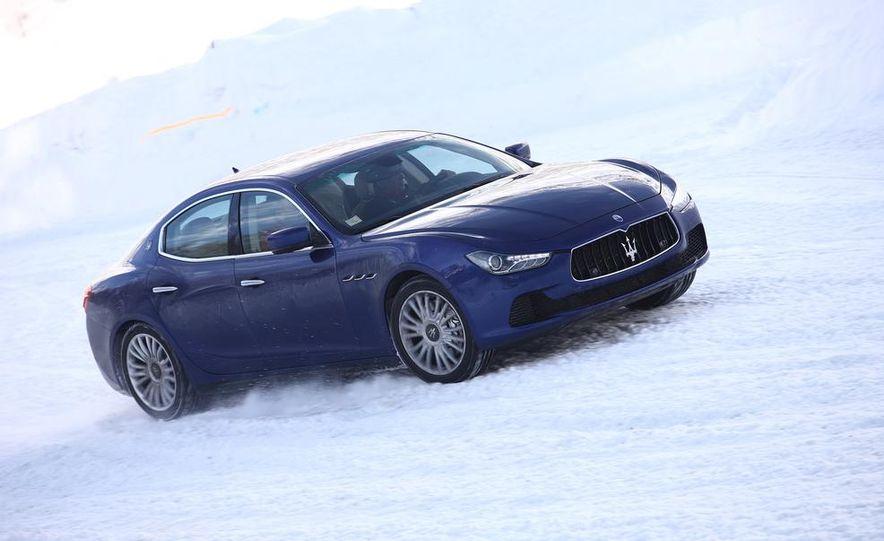 2014 Maserati Ghibli S Q4 - Slide 9