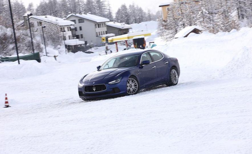 2014 Maserati Ghibli S Q4 - Slide 29