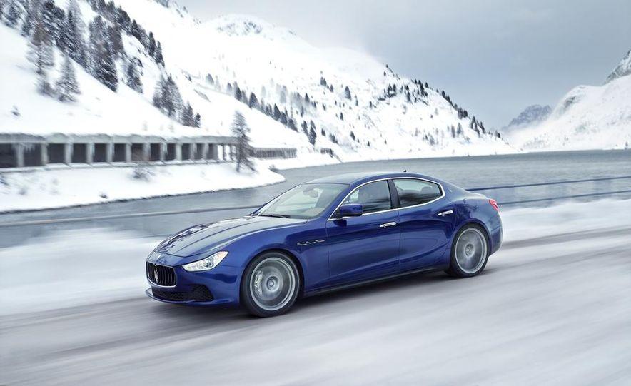 2014 Maserati Ghibli S Q4 - Slide 38