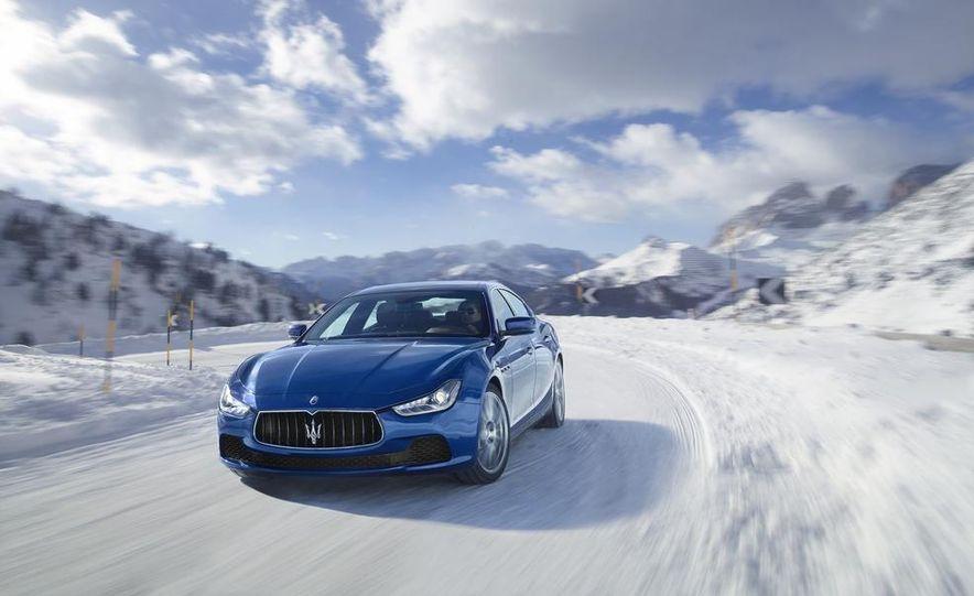 2014 Maserati Ghibli S Q4 - Slide 39