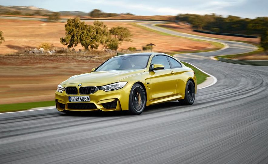 2015 BMW M4 coupe - Slide 13