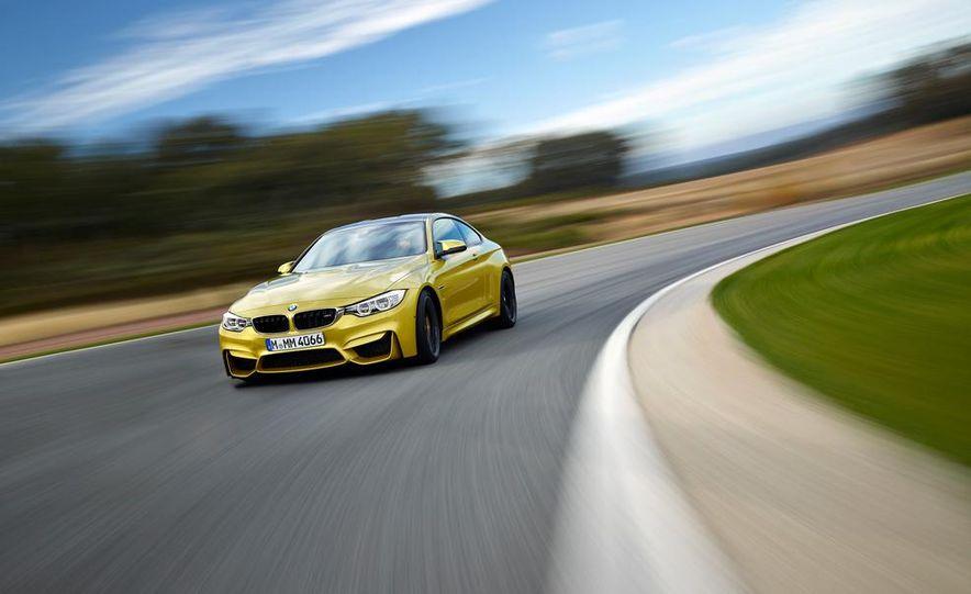 2015 BMW M4 coupe - Slide 14