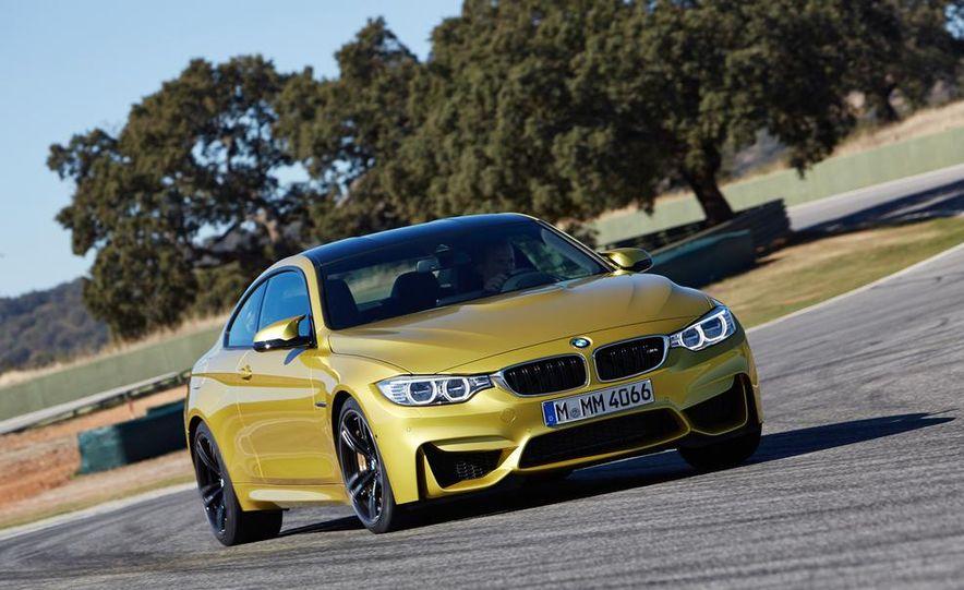 2015 BMW M4 coupe - Slide 20
