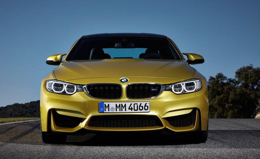 2015 BMW M4 coupe - Slide 24